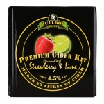 Bulldog - Cider Strawberry & Lime 3,0kg