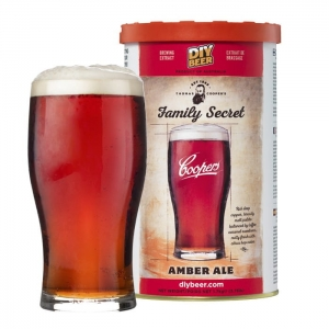 Coopers - Family Secret Amber Ale 1,7 kg