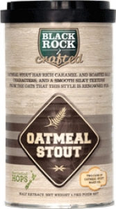 Black Rock Crafted Oatmeal Stout 1,7kg