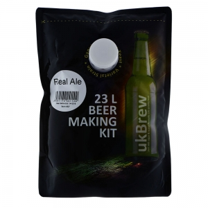 UK Brew - Real Ale 23L