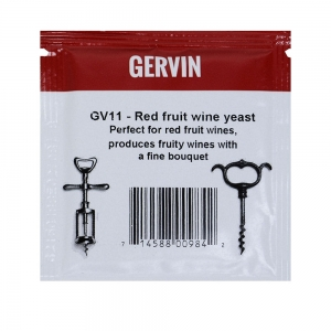 Drożdże winiarskie GERVIN GV11 Red Fruit