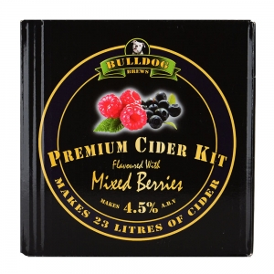 Bulldog - Mixed Berries Cider 3,0 kg
