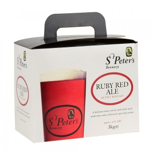 St Peters - Ruby  Red Ale 3kg