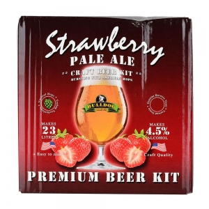 Bulldog - Strawberry Pale Ale 3,1 kg
