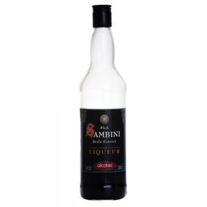 Esencja + butelka ALCOTEC TOP-UP Black Sambuca