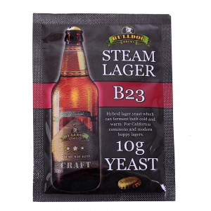 Drożdże piwowarskie Bulldog B23 Steam Lager