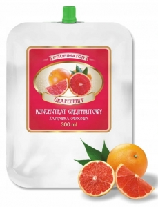 Koncentrat grejpfrutowy 300ml
