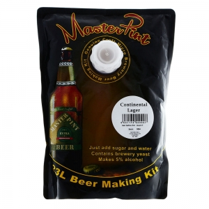 Master Pint -  Continental Lager 23L