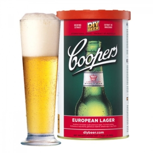 Coopers - European Lager 1,7kg