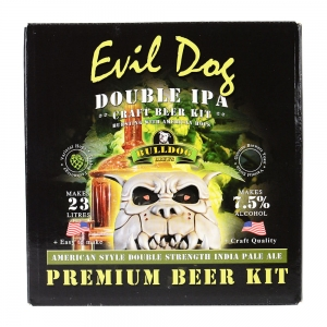 Bulldog - Evil Dog Double IPA 4,7 kg