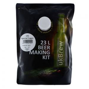 UK Brew - UK Special Lager 23L