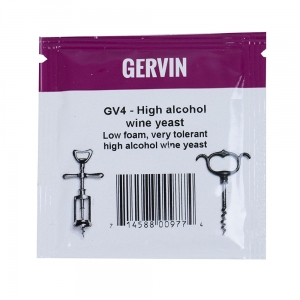 Drożdże winiarskie GERVIN GV4 High Alcohol