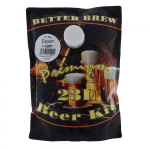 Better Brew Export Lager 23L