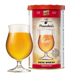 Coopers - Preachers Hefe Wheat 1,7 kg