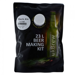 UK Brew -  Dark Ale 23L