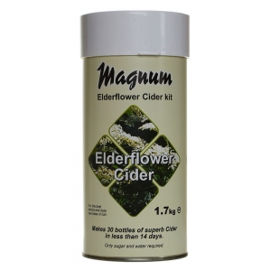 Cydr Magnum Cider Kit Elderflower
