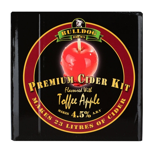 Bulldog - Toffee Apple Cider