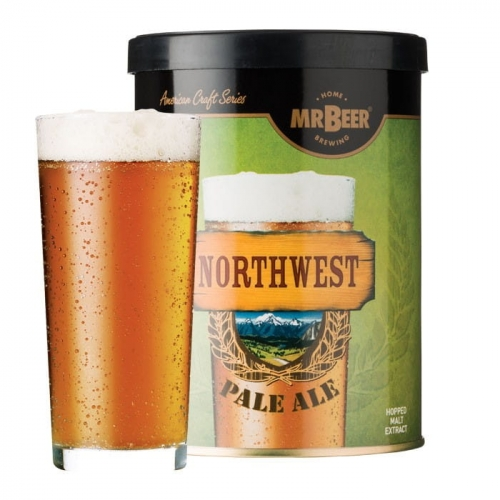 Coopers MrBeer - CRAFT Northwest Pale Ale