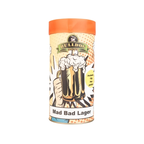 Bulldog - Mad Bad Lager 1,75kg + chmiel