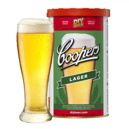 Coopers - Lager 1,7kg