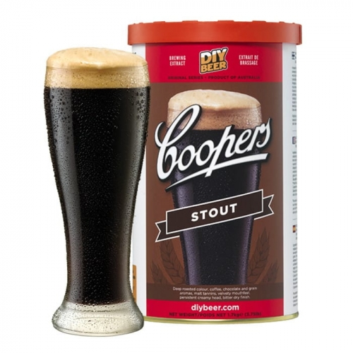 Coopers - Stout 1,7kg