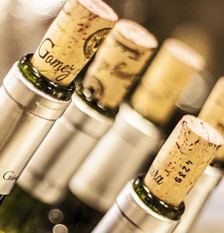 korki do wina
