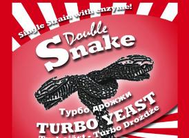 drożdże double snake